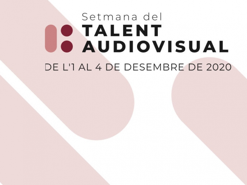 Se celebra la Setmana del Talent Audiovisual